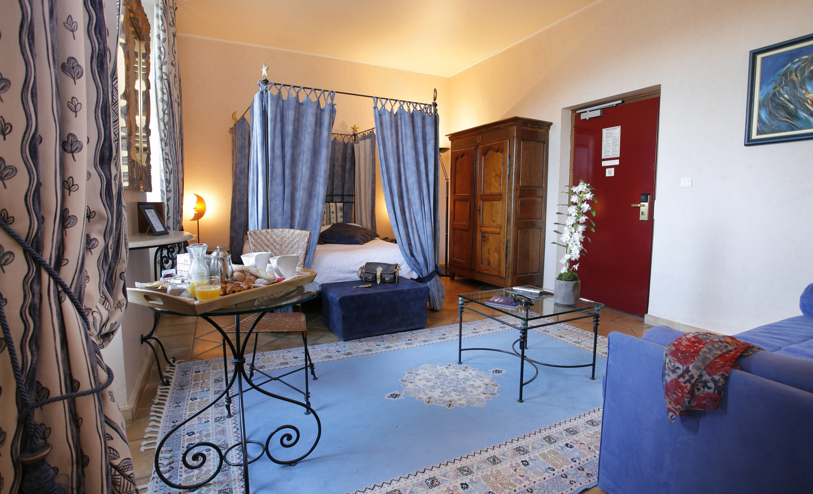 莎波城堡 四星级酒店 浪漫房间 位于 Vignieu l'Isère (38)