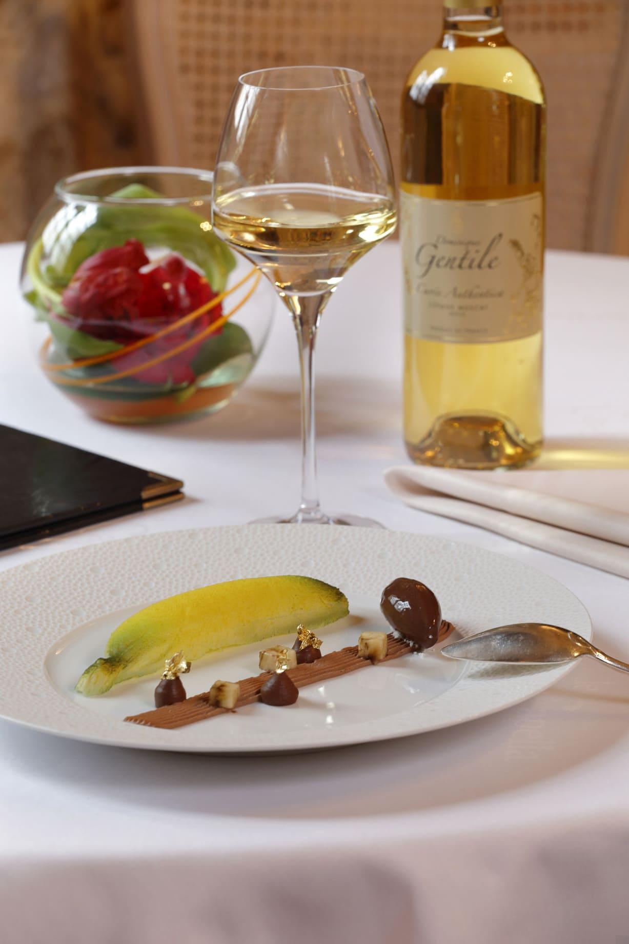 Restaurant Gastronomique ChateauChapeau Cornu à Vignieu dans l'Isère (38)